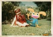 给旧相片添些怪物--环保又有趣的玩法